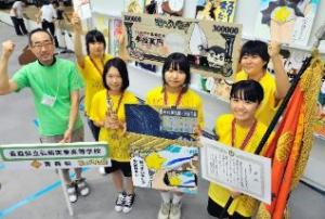 高知新聞:高知のニュース:文化・芸能:高知県のまんが甲子園で弘前実業高校(青森)がV