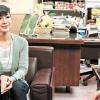 台湾女優が青森訪問 ロケ地巡り知事となごやかに懇談した!