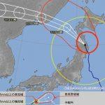「台風10号」被害状況=25万人に避難勧告,停電続く in 青森/岩手