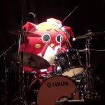 「にゃんごすたー」の超絶ドラムテク 動画ツイッターが15万件拡散、スゲー!青森県 ドラム 。