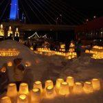 2017「あおもり雪灯りまつり」が開催される!(2017年1月27日~29日)