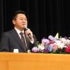 青森・舞の海さん、「可能性への挑戦について体験基にユーモア交え講演会 を行った!