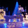 十和田湖の雪祭り「十和田湖冬物語」が、青森県十和田市の休屋地区で始まった!