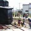 青森・津軽中里駅「本州最北の転車台修復」完了!〈津軽鉄道〉
