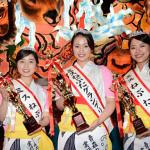 2017「ミスねぶたグランプリ」に山内さん が選ばれた!(青森)