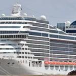 青森港に最大級クルーズ客船「MSCスプレンディダ」が着岸