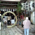 八戸市・一足早い夏祭り「神明宮茅の輪祭2018」開催!@6月30日~7月1日