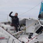 青森県・東通の男性「大西洋横断国際ヨットレース」参加@2018/11/04