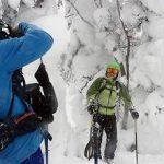 八甲田山・岩木山=欧州の記者を招きスキーツアー!冬場のインバウンドに期待!