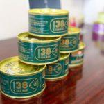 青森・八戸「農水大臣賞受賞」を報告!「サバ缶バー」のマルヌシ。