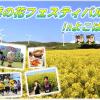 菜の花フェスティバルinよこはま=菜の花マラソン大会!@開催期間:2019年5月18日~19日