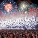 全国花火大会ランキングが発表された!さて青森は?