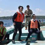 青森県・鯵ケ沢で「日本海クルーズ」がスタート!