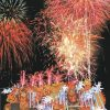 青森ねぶた祭協賛「青森花火大会」開催:2019年8月7日