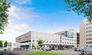 青森・弘前の2病院統合、完成イメージ図など概要公表