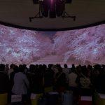 青森県の自然や観光地映像を360度の迫力満点巨大スクリーンで上映「青森県観光物産館アスパム」の「青い森ホール」グランドオープン!