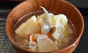 【最短命県である青森県の食生活を改善】青森県立保健大「おかず味噌汁」で大臣賞!
